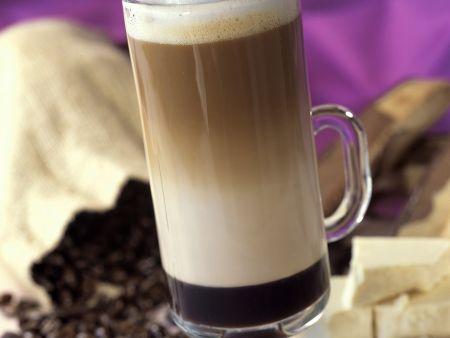 Rezept: Kaffee mit Likör