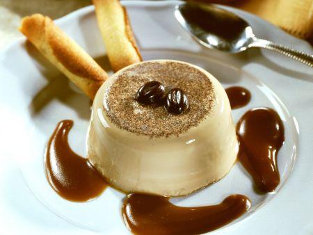 Kaffeepudding
