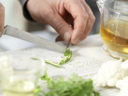 Kartoffel-Blumenkohl-Curry: Zubereitungsschritt 3