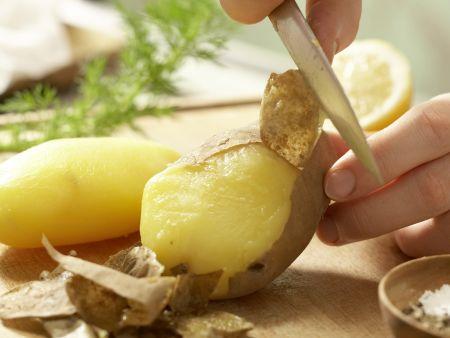 Kartoffel-Crostini: Zubereitungsschritt 1