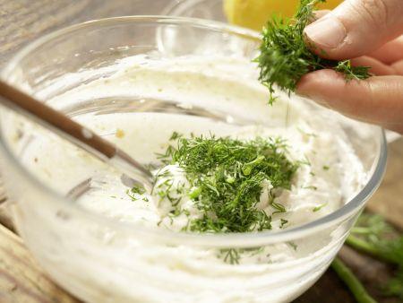 Kartoffel-Crostini: Zubereitungsschritt 4