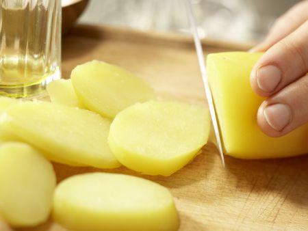 Kartoffel-Crostini: Zubereitungsschritt 6