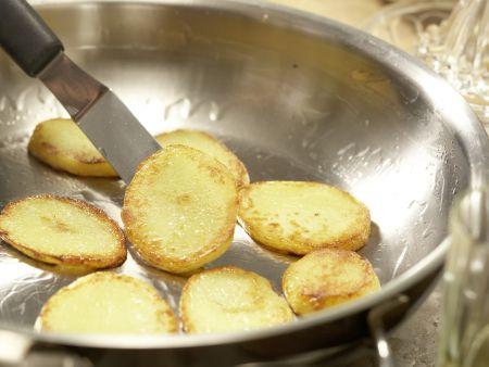 Kartoffel-Crostini: Zubereitungsschritt 7
