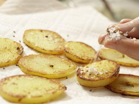 Kartoffel-Crostini: Zubereitungsschritt 8