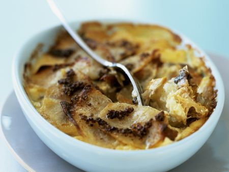 Kartoffel-Fisch-Gratin