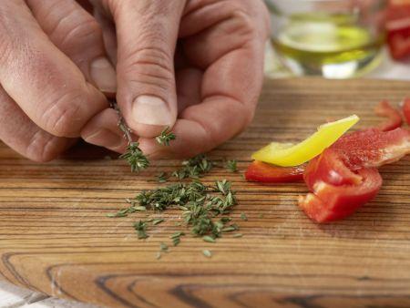 Kartoffel-Gemüse-Tortilla: Zubereitungsschritt 5