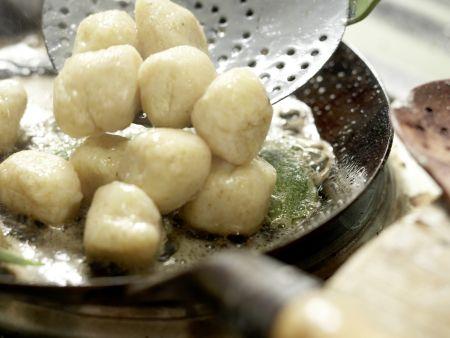 Kartoffel-Gnocchi: Zubereitungsschritt 11