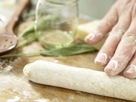 Kartoffel-Gnocchi: Zubereitungsschritt 7