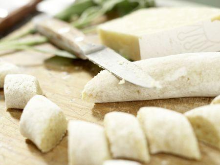 Kartoffel-Gnocchi: Zubereitungsschritt 8