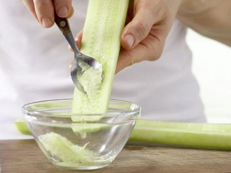 Kartoffel-Gurken-Salat: Zubereitungsschritt 4