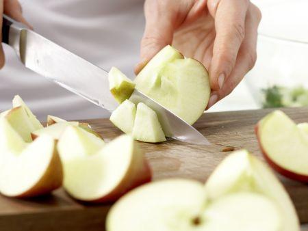 Kartoffel-Gurken-Salat: Zubereitungsschritt 6