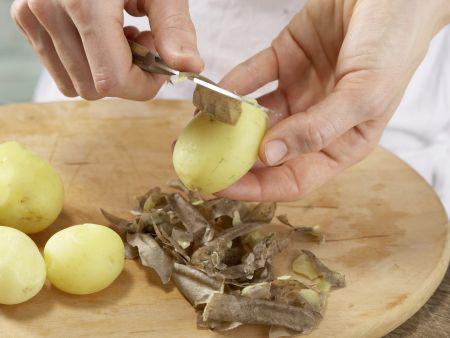 Kartoffel-Kohlrabi-Puffer: Zubereitungsschritt 5