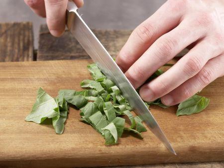 Kartoffel-Möhren-Suppe: Zubereitungsschritt 7