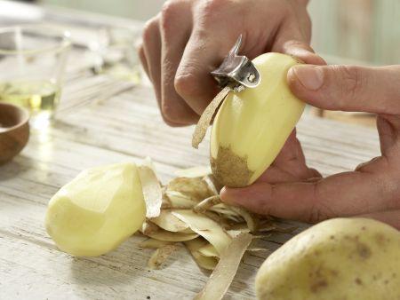Kartoffel-Soufflé: Zubereitungsschritt 1