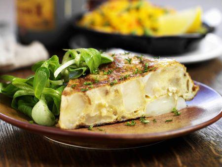 kartoffel tortilla rezept eat smarter. Black Bedroom Furniture Sets. Home Design Ideas