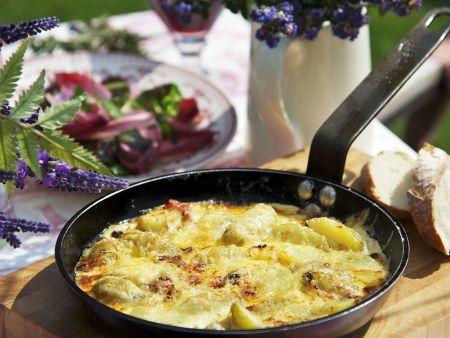 Kartoffelauflauf auf französische Art