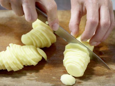 Kartoffelgratin – smarter: Zubereitungsschritt 2