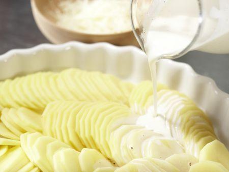 Kartoffelgratin – smarter: Zubereitungsschritt 6