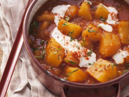 Kochbuch für Kartoffelgulasch-Rezepte