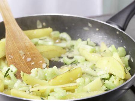 Kartoffeln auf griechische Art: Zubereitungsschritt 10