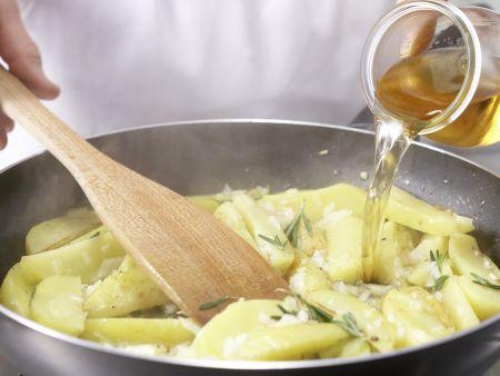 Kartoffeln auf griechische Art: Zubereitungsschritt 6