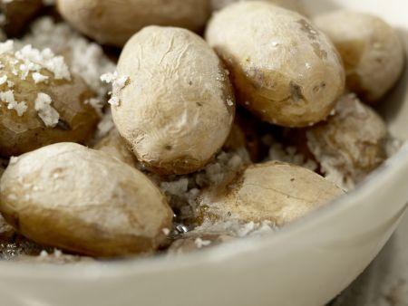 Kartoffeln in der Salzkruste: Zubereitungsschritt 6