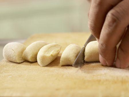 Kartoffelnocken: Zubereitungsschritt 6