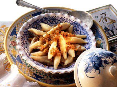 Kartoffelnudeln nach osteuropäischer Art