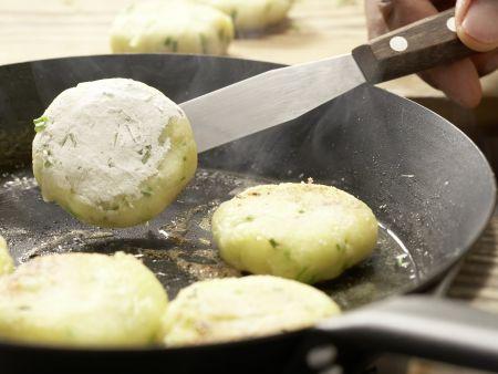 Kartoffelplätzchen – smarter: Zubereitungsschritt 10