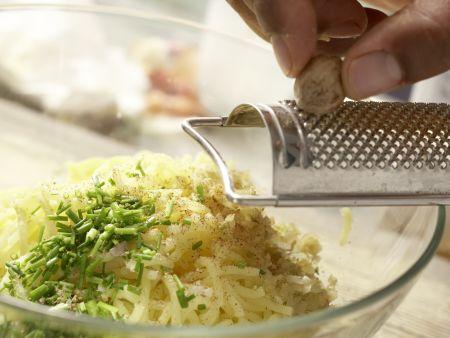 Kartoffelplätzchen – smarter: Zubereitungsschritt 7