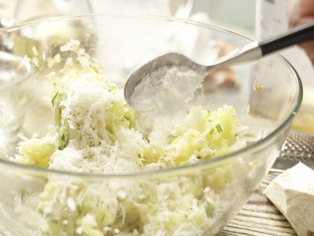 Kartoffelplätzchen – smarter: Zubereitungsschritt 8