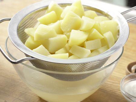 Kartoffelpüree: Zubereitungsschritt 2
