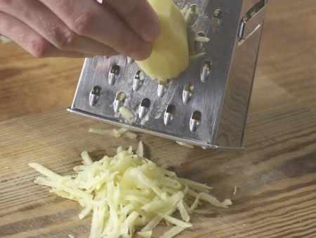Kartoffelpuffer – smarter: Zubereitungsschritt 5