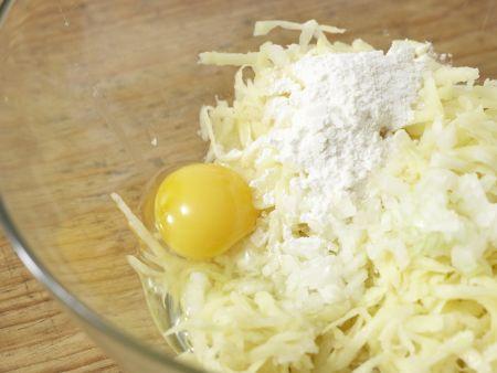 Kartoffelpuffer – smarter: Zubereitungsschritt 7