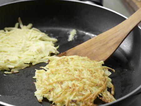 Kartoffelpuffer – smarter: Zubereitungsschritt 8