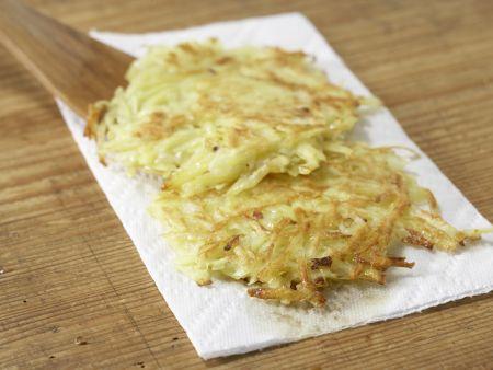 Kartoffelpuffer – smarter: Zubereitungsschritt 9