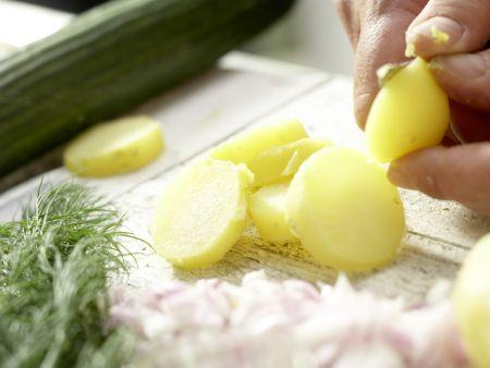 Kartoffelsalat – smarter: Zubereitungsschritt 2