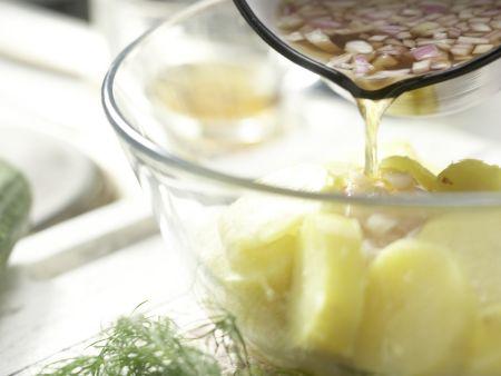 Kartoffelsalat – smarter: Zubereitungsschritt 3