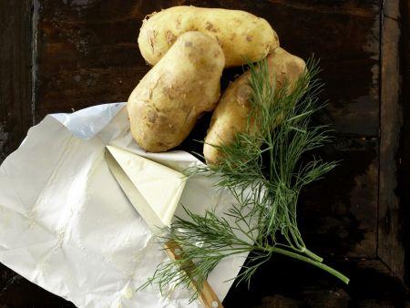 Kartoffelschnee – smarter: Zubereitungsschritt 1