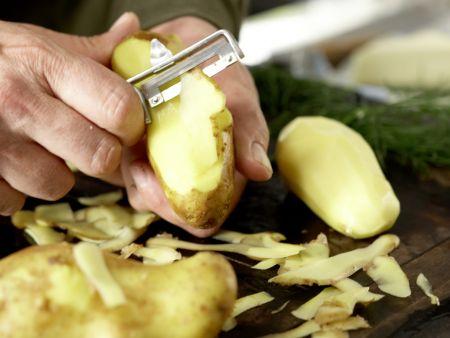 Kartoffelschnee – smarter: Zubereitungsschritt 2