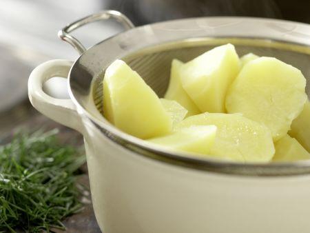 Kartoffelschnee – smarter: Zubereitungsschritt 4