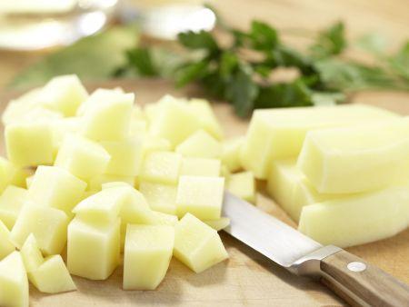 Kartoffelsuppe – smarter: Zubereitungsschritt 2