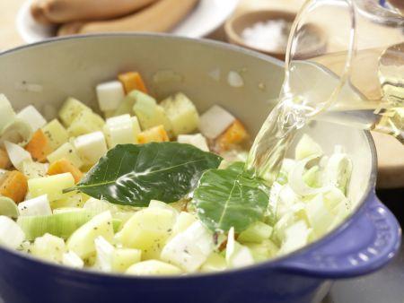 Kartoffelsuppe – smarter: Zubereitungsschritt 4