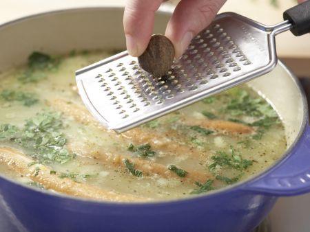 Kartoffelsuppe – smarter: Zubereitungsschritt 8