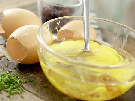Kaviar-Eier: Zubereitungsschritt 5