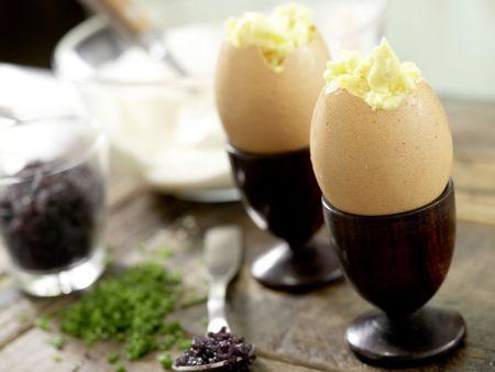 Kaviar-Eier: Zubereitungsschritt 8