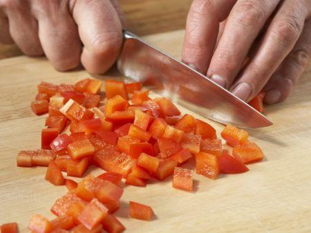Kichererbsen-Thunfisch-Ragout: Zubereitungsschritt 2