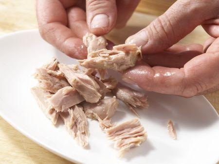 Kichererbsen-Thunfisch-Ragout: Zubereitungsschritt 7