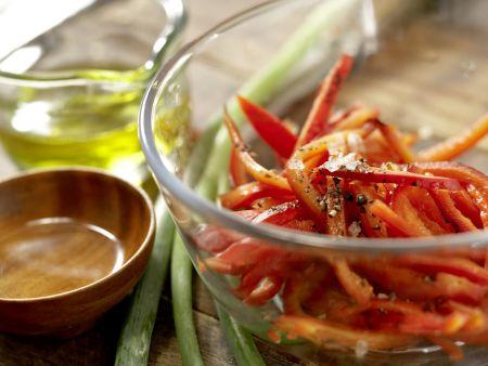 Kichererbsenbällchen im Pita-Brot: Zubereitungsschritt 7