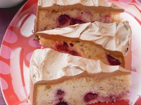 Kirsch-Haselnuss-Torte